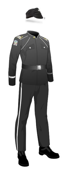2D Future Uniforms