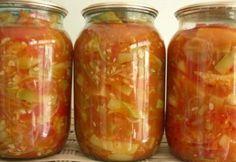 Вкусные салаты из кабачков на зиму: 5 рецептов