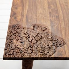 Dahlia Coffee Table - New In Crafted And Colourful from Graham and Green