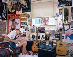 what these iconic photos of 90s teens in their bedrooms can teach us about being young today | read | i-D