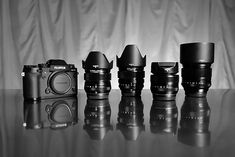 Our next camera - Fuji X-T1 and Prime Lens Lineup - 14mm 2.8, 23mm 1.4, 35mm 1.4, 56mm 1.2