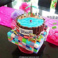 LEGO Friends party cake! TÚ pastel como TÚ quieras! Paquetes TODO incluido para tu fiesta en Guatemala @labarradulce Tel.5899-1413 & 5504-9393 de 10:00 - 19:00 Para tu fiesta Candy Station Refacciones listas para servir Pastel de diseño Cupcakes invitaciones infantiles decoración galletas Sorpresas y TODO lo que necesitas #porqueamassermama Yo te llevo TODO tu ni te preocupes www.labarradulce.com l #labarradulce #Guatemala #cupcakes #lego #cake #legofriends #legoideas #legofriendsparty…