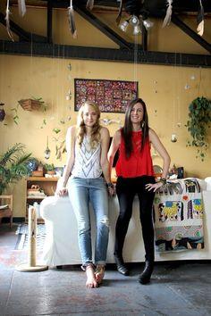 Alexandra & Christine's East Meets West House Tour