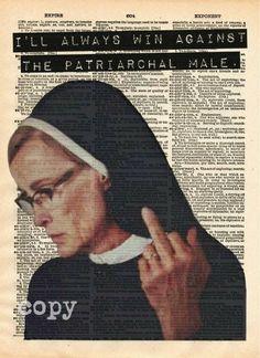Sister Jude ♡ Pinterest: @herabjorg28