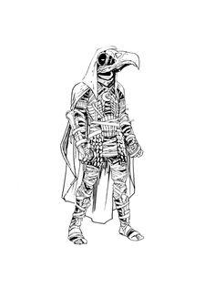 Declan Shalvey - Moon Knight