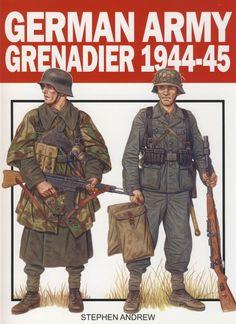 german army uniform ww2 late war - Google Search