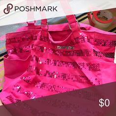 The next 10 purchases gets a FREE item! This bag will go to one of the next 10 buyers offer only good for the next 24 hours starting now ! Victoria's Secret Bags