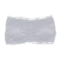 7ece880ea Tube Tops · Transpirable Mujeres Stretch Strapless de Encaje Sujetador Push  Up ropa interior del Pecho Envuelto sin tirantes