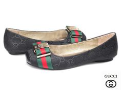6563960ff3b Gucci Women Fashion Flats Black www.saleurbanclothing.com. Cheap Gucci  ShoesGucci FlatsGucci Online ...