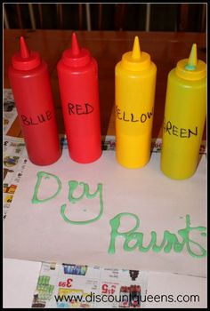 DIY Paint               http://www.discountqueens.com/diy-paint/ will be trying this one soon.