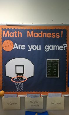 I used this board to practice PSSA math skills during March and connected it…