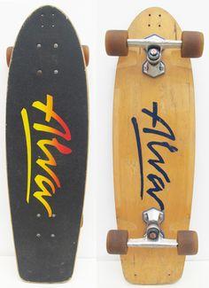 Alva SKATEBOARDS...I love this board! My fav by far!