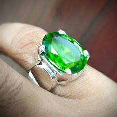 Men's Jewelry Rings, Silver Jewelry, Jewellery, Alexandrite Ring, Mens Gemstone Rings, Oval Shape, Sterling Silver Rings, Rings For Men, Shapes