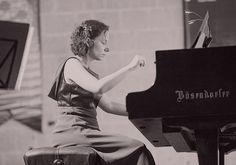 """"""" At spille Klaver gør mit liv rigt og helt. Det er min emotionelle motor """""""