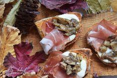 Crostini porcini e speck - Mushrooms and speck toast #recipe #ricetta #food #foodblogger