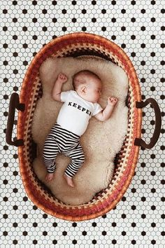 sleeping baby is totally a keeper