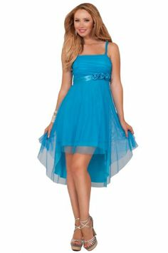 Sleeveless Spaghetti Strap Sheer Layer Evening Party Bridesmaid Cocktail Dress Hot from Hollywood,http://www.amazon.com/dp/B00ECF53S8/ref=cm_sw_r_pi_dp_ht.etb0FYYM32JAD