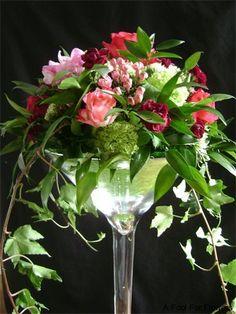 Martini Glass Centerpiece Ideas | Wedding Centerpiece Ideas