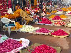 Flower Market-Sagian-Lahore | by yaver999
