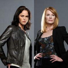 Sara and Catherine