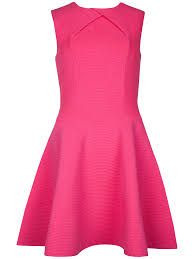Identity, Female, Digital, Pink, Shopping, Dresses, Oscar De La Renta, Vestidos, Dress