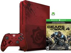 The hottest prizes on the planet (these would make great christmas gifts) if you won them!  Totino's Gears of War Sweepstakes for your shot at winning 1 of 563 amazing prizes! Prizes include 563 Xbox One Bundles or Prize Packs worth $120-$645! You don't need a code to enter this sweepstakes. SWEEPSTAKES GRAND PRIZE Xbox One …
