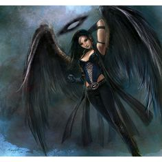 Dark Angels art gallery - dark angels pictures and images ❤ liked on Polyvore featuring backgrounds and pictures