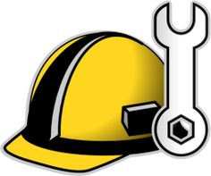 Hardhat_and_Tool FREE SVG