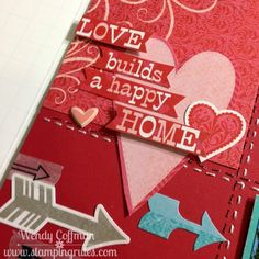 Stamping Rules!: Day 20: Love This Life
