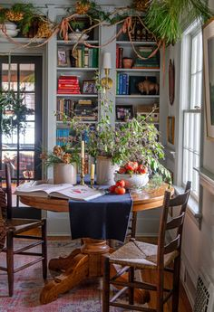 Home Tour // A Historic Colonial Revival in Delaware full of Charm and the Best Thrifted Finds — The Grit and Polish tour the charming historic home of Leigh and Ben Muldrow House Design, Historic Home, Decor, Country Home Magazine, Cottage Interiors, Home, Interior, Colonial Revival, Home Decor