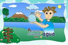 Recursos TIC para Educación Infantil y Primaria: Experimentos con el agua y el Ciclo del agua