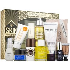Sephora Favorites - Skin Wonderland #sephora