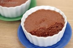 Mousse de Chocolate Fácil – Panelaterapia