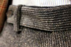 trousers in tartan - Eidos Napoli F/W ´14 @ Pitti Uomo 85