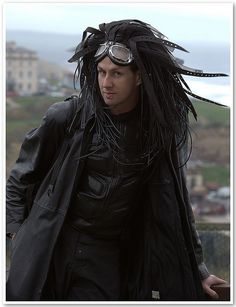 Whitby Goth Weekend March 2011 by Craig Wilkinson, via Flickr