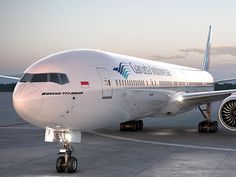 Garuda Indonesia aux Etats-Unis dès 2017