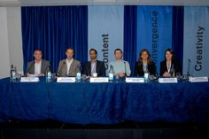 Online advertising panel by Association of Online Publishers, via Flickr