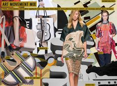 SS 2015 Women's Key Print and Pattern Trends, Sweet Leather