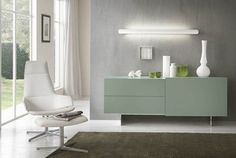 Modernistyczne piękno  #italianstyle #commode #minimalism