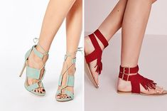 29 Pairs Of Awesome Sandals In Every Color Of The Rainbow