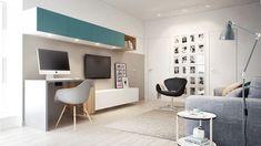 Un apartamento moderno y funcional en San Petesburgo   Noveno Ce