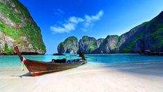O Que Fazer nas Ilhas Phi Phi na Tailândia #viagem #viajar