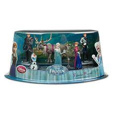 Disney Frozen Figurine Play Set - http://www.amazoncraze.com/books/disney-frozen-figurine-play-set/