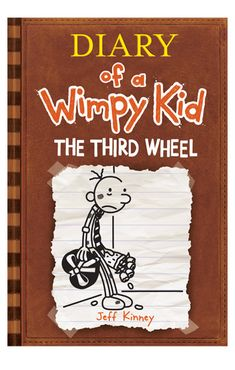 DIARY OF A WIMPY KID: THE THIRD WHEEL (Book 7) | Wimpy Kid Nov 13, 2012!!