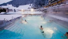 Austria: #1 Felsentherme spa Bad Gastein - Hot spring (3 hour ticket from 19euro's)