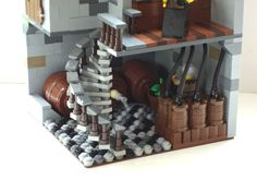 The Old Horse - LEGO Historic Theme