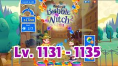 Bubble Witch Saga 2 Level 1131 - 1135 (1080p/60fps)