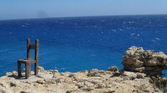 Under Crete Greek Beauty, Greece Travel, Greek Islands, Crete, Santorini, Seattle Skyline, Places To See, Beautiful Places, Around The Worlds