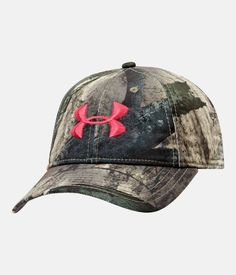 Shop Under Armour for Women's UA Camo Hat in our Womens Headwear department.  Free shipping is available in US.
