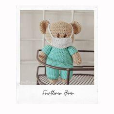 Appreciation, Teddy Bear, Photo And Video, Toys, Animals, Instagram, Amigurumi, Activity Toys, Animales